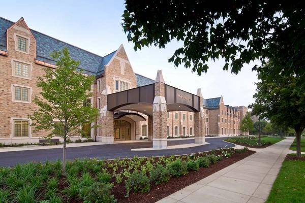 Morris Inn- University of Notre Dame