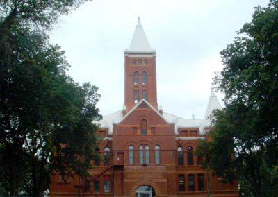 Hamilton County Courthouse Aurora